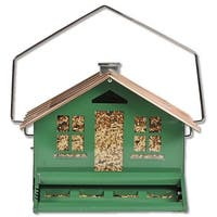 Perky Pet 339 Squirrel-Be-Gone II Home Style Wild Bird Feeder, 12 Lbs