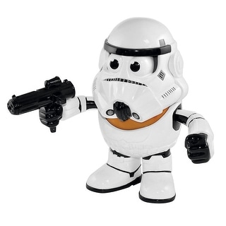 "Mr. Potato Head Star Wars Figure - Storm Trooper - 6"" High - White"