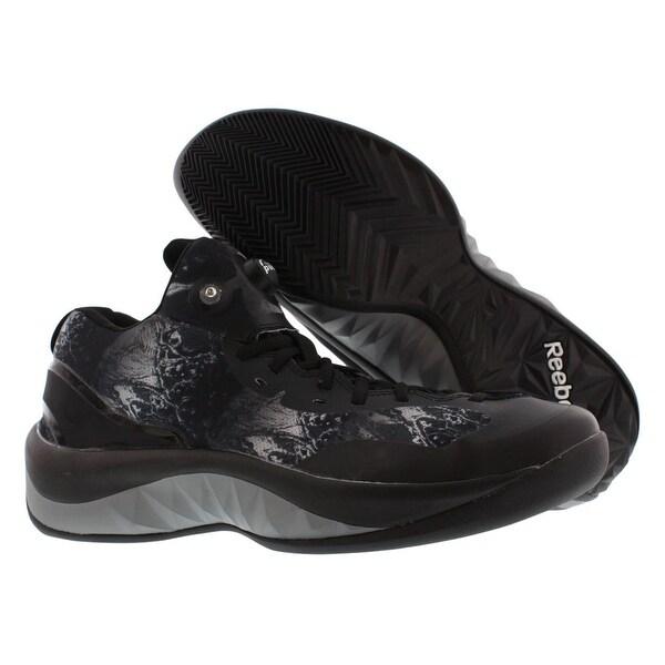 Shop Reebok Pump Rise Basketball Men's Shoes 11 D(M) US
