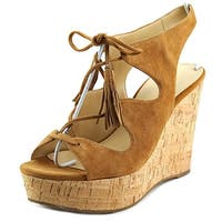 Ivanka Trump Zenia Women Medium Brown Sandals