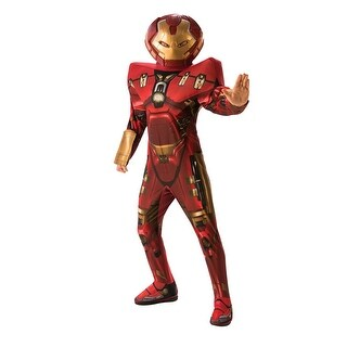 Mens Deluxe Hulkbuster Avengers Infinity War Costume (2 options available)