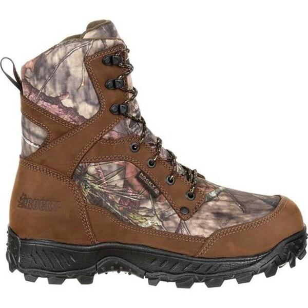 854a1ddf29d Shop Rocky Men's Ridge Top 400G Insulated WP Hiking Boot RKS0385 ...