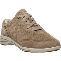 Propet Women's Washable Walker™  Suede Classic Taupe