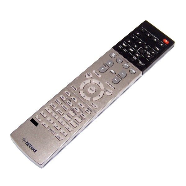 NEW OEM Yamaha Remote Control Originally Shipped With RX-V777BT, RX-V777, RXV777, RXV777BT