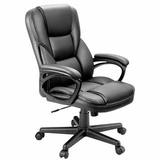 Link to Homall Office Desk Chair High Back Exectuive Ergonomic Computer Chair Similar Items in Office & Conference Room Chairs