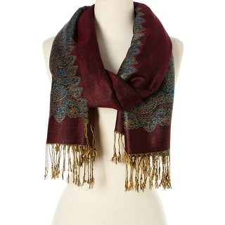 Link to Fashionable High Class Women's Scarf And Pashmina Neck Wraps Scarf Similar Items in Scarves & Wraps