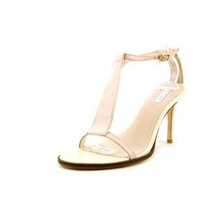 Cole Haan Cee Sandal Women Open Toe Suede Pink Sandals