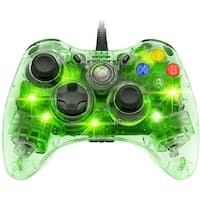 Afterglow Wired Controller for Xbox 360 - Green - 7.5 x 4 x 4