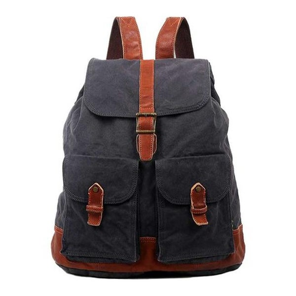 f20731db9fb7 Shop TSD Brand Trail Breeze Backpack Grey - US One Size (Size None ...