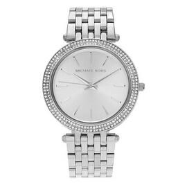 Michael Kors Women's 'Darci' MK3190 Stainless Steel Crystal Bezel Bracelet Watch