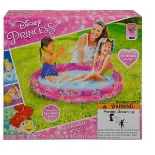 """""""Princess 2 Ring Inflatable Pool (36x8) in Box """""""