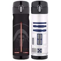 Thermos 2 16oz Vacuum Sealed Commuter Drink Bottle - Star Wars VII