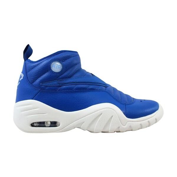 7e20e0e20dc5 Shop Nike Men s Air Shake Ndestrukt Blue Jay Blue Jay-Summit White ...