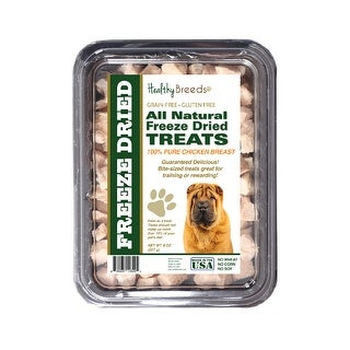 Healthy Breeds Chinese Shar Pei Chicken Freeze Dried Treats