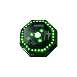 Moultrie MFA-12651 Feeder Hog Light with 3 Different Operating Modes & Green LED Lights