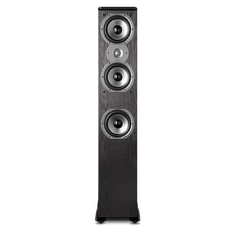"Polk Audio TSi400 4-Way Tower Speaker With Three 5.25"" Drivers - Each"