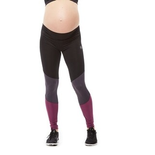 BALANCE Maternity Active Legging  tricolor with mid waist