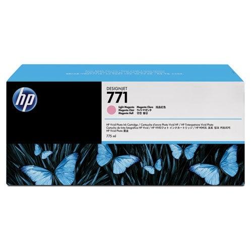HP 771A 3-Cartridges 775-ml Light Magenta DesignJet Ink Cartridges (B6Y43A) (Single Pack)