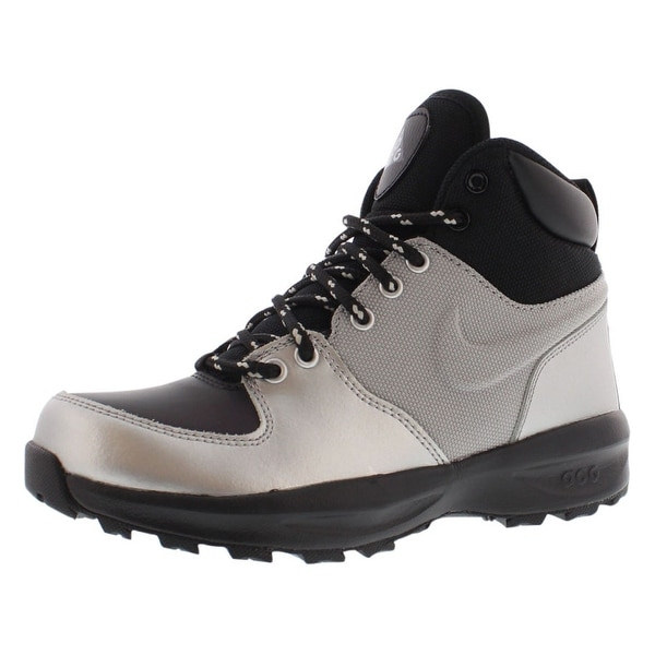 low priced a2268 f9422 Nike Manoa Lth Boots Gradeschool Boy  x27 s Shoes - 4 ...