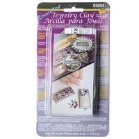 Envirotex Jeweler's Grade 2-Part Jewelry Clay - 4 oz Kit