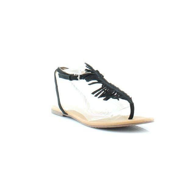 Corso Como Cayman Women's Sandals Black - 9.5