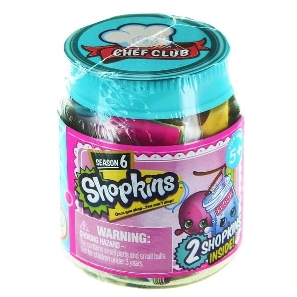 Shopkins Season 6 Chef Club Playset 2-Pack - multi