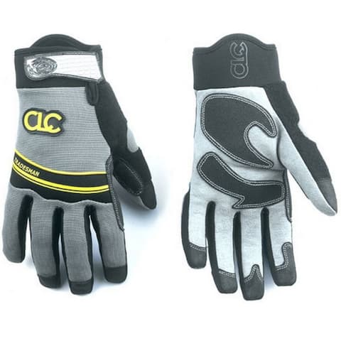 CLC 145M Tradesman Synthetic Leather Gloves, Medium