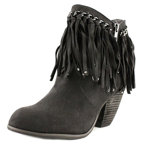 Not Rated Aadila Women Black Boots
