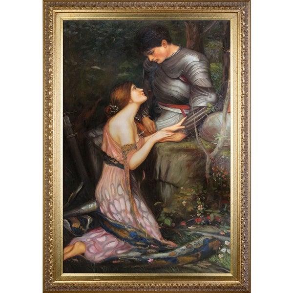 John William Waterhouse 'Lamia, 1905' (version 1) Hand Painted Oil Reproduction