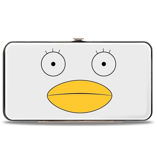Crunchyroll Elizabeth Face Close Up Hinged Wallet One Size - One Size Fits most