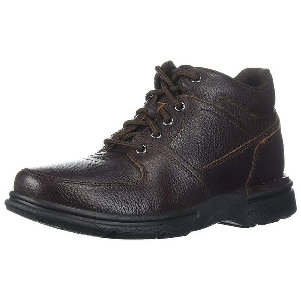 Shop Rockport Men s Eureka Plus Boot Winter Boot - Free Shipping On ... 2634c1bd2ce