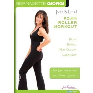 Just B Live-Foam Roller Core Workout with Bonus Ma [DVD]