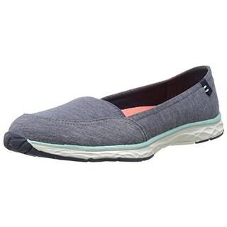 Dr. Scholl's Womens Aerial Fashion Loafers Heathered Slip On - 7.5 medium (b,m)