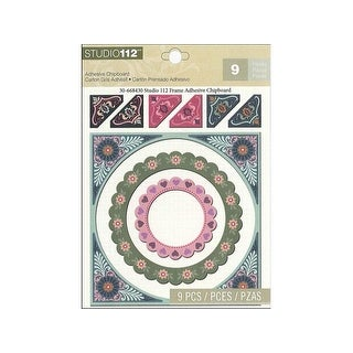 K&Co Studio 112 Adhesive Chipboard Frame