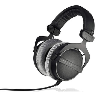 shop beyerdynamic dt 770 pro 80 ohm over ear studio headphones in black free shipping today. Black Bedroom Furniture Sets. Home Design Ideas