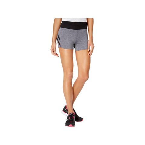Material Girl Womens Shorts Yoga Fitness