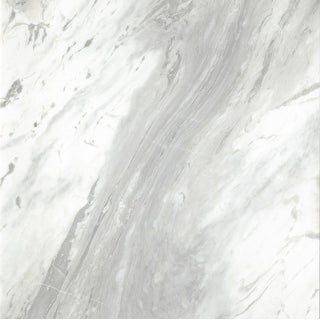 "Emser Tile M10PARI1818P  Parian - 18"" x 18"" Square Floor and Wall Tile - Polished Visual - White"