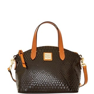 Dooney & Bourke Snake Ruby Bag (Introduced by Dooney & Bourke at $178 in Jul 2016) - Black