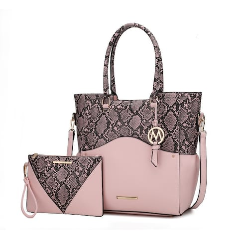 MKF Collection Iris Tote by Mia k.