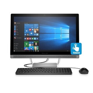 "HP Pavilion 24-B240QE Core i5-7400T 12GB 23.8"" Full HD Touch-screen All-in-One"