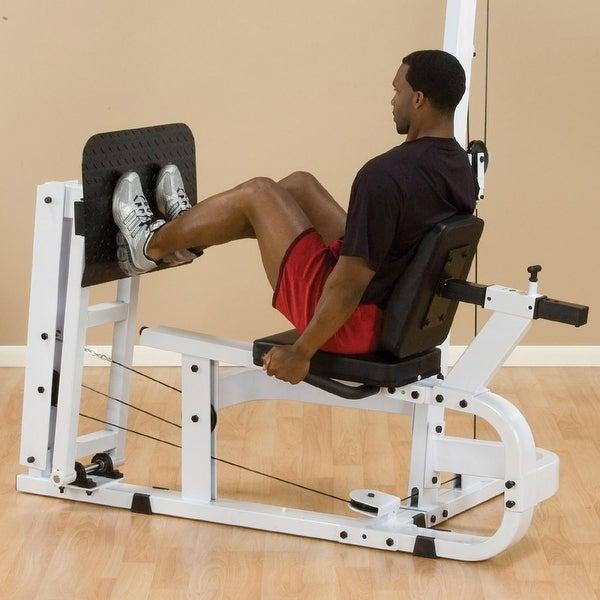 Body-Solid Leg Press Option - White