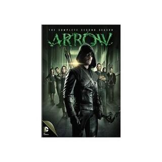 ARROW-COMPLETE 2ND SEASON (DVD/5 DISC)