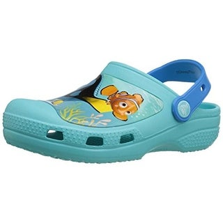 Crocs Boys Finding Dory Graphic Casual Clogs - 6/7