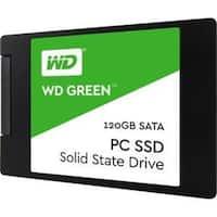 "Wd Green 120Gb 2.5"" Sata Internal Solid State Drive Wds120g2g0a"
