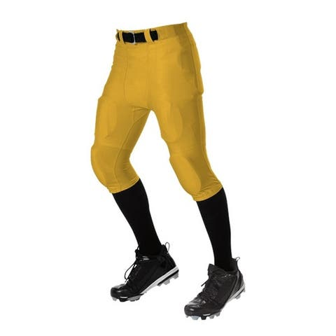 Alleson Athletic - Youth No Fly Football Pants With Slotted Waist