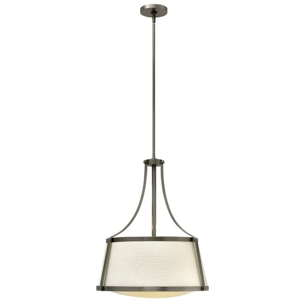 "Hinkley Lighting 3524 3 Light 20"" Width Full Sized Pendant from the Charlotte Collection"