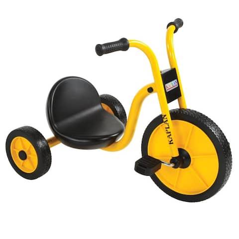 Kaplan Early Learning Smooth Rider Lowrider Trike - Yellow