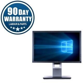 """Refurbished Dell 1909W 19"""" LCD 1440 X 900 - Black"""