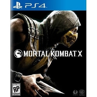 Mortal Kombat X - Playstation 4
