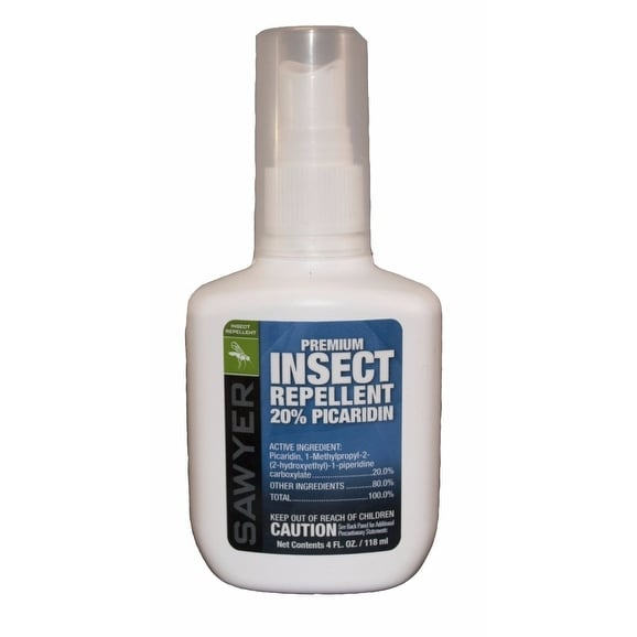 Sawyer SP544 4 oz Premium Insect Repellent Spray Bottle (20% Picaridin)